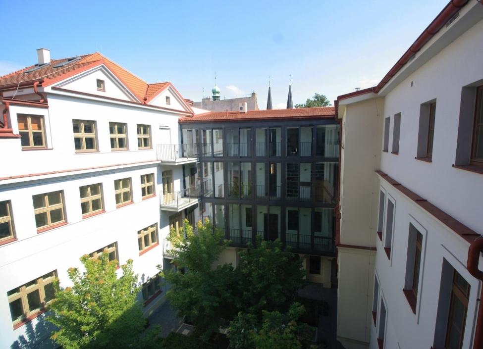 Luxusní byt v centru Prahy Petrská 84m 0