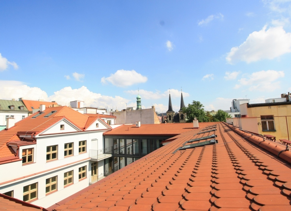 Luxury apartment in Prague 86m 0
