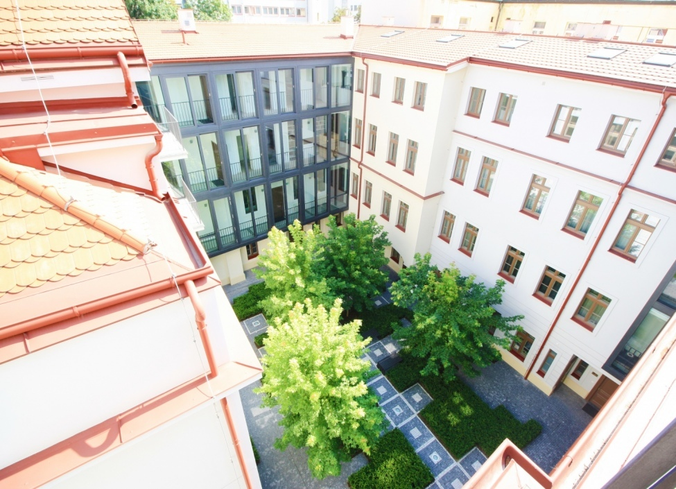 Luxusní byt Petrské náměstí 69m 0