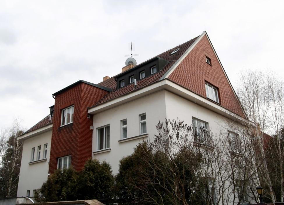 Luxusní vila na prodej Praha 6 - 625m 0