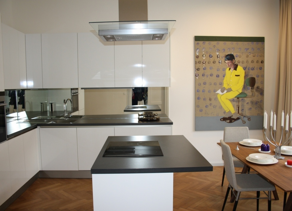 Luxusní byt Praha 6 106m 1