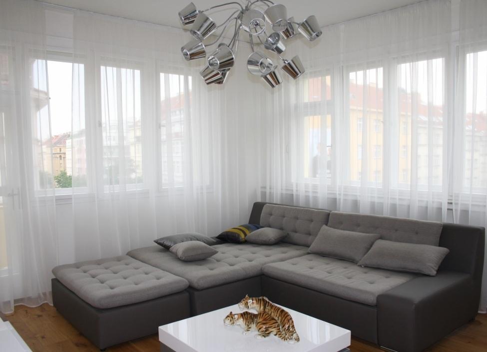 Luxusní byt Vinohrady 117m 0