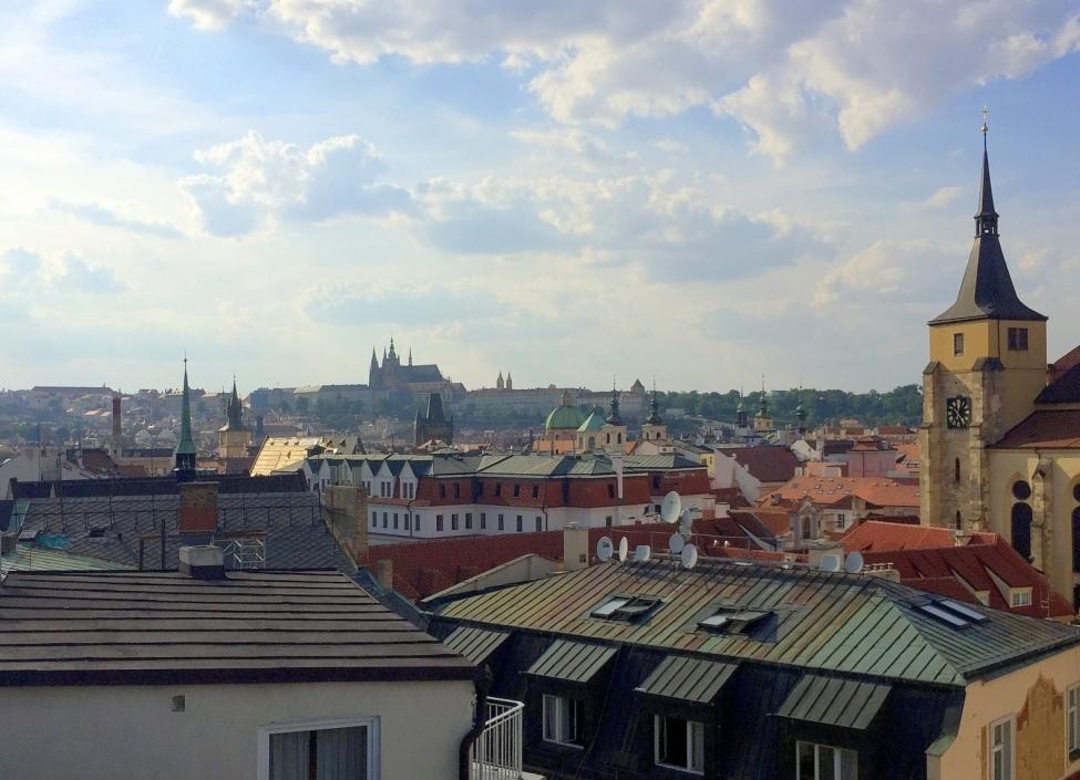 Luxusní byt terasou na Praze 1 - 232m 0