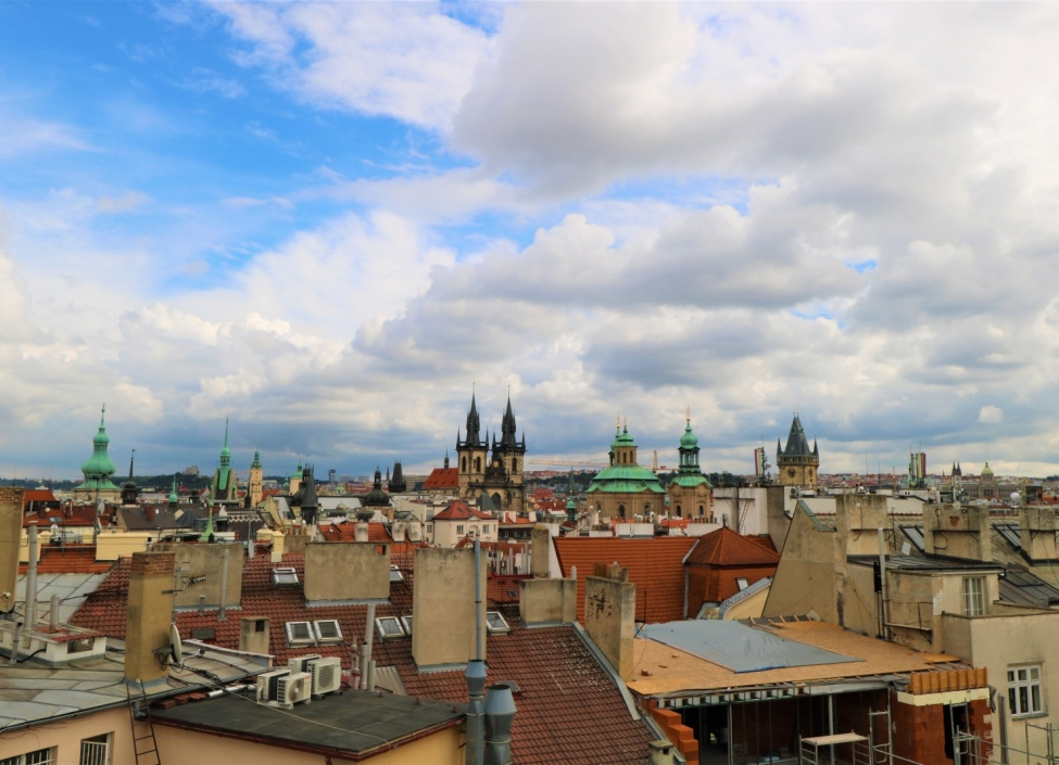 Prodej luxusního bytu Praha 1- 212m 1