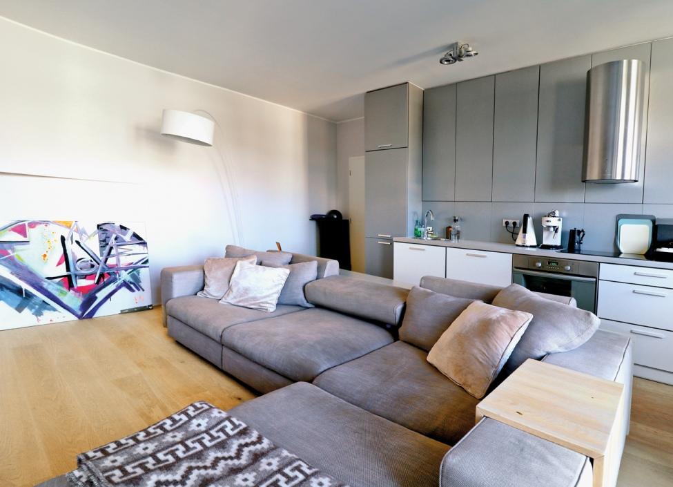 Luxusní byt na pronájem - Praha 5 - 60 m2 1