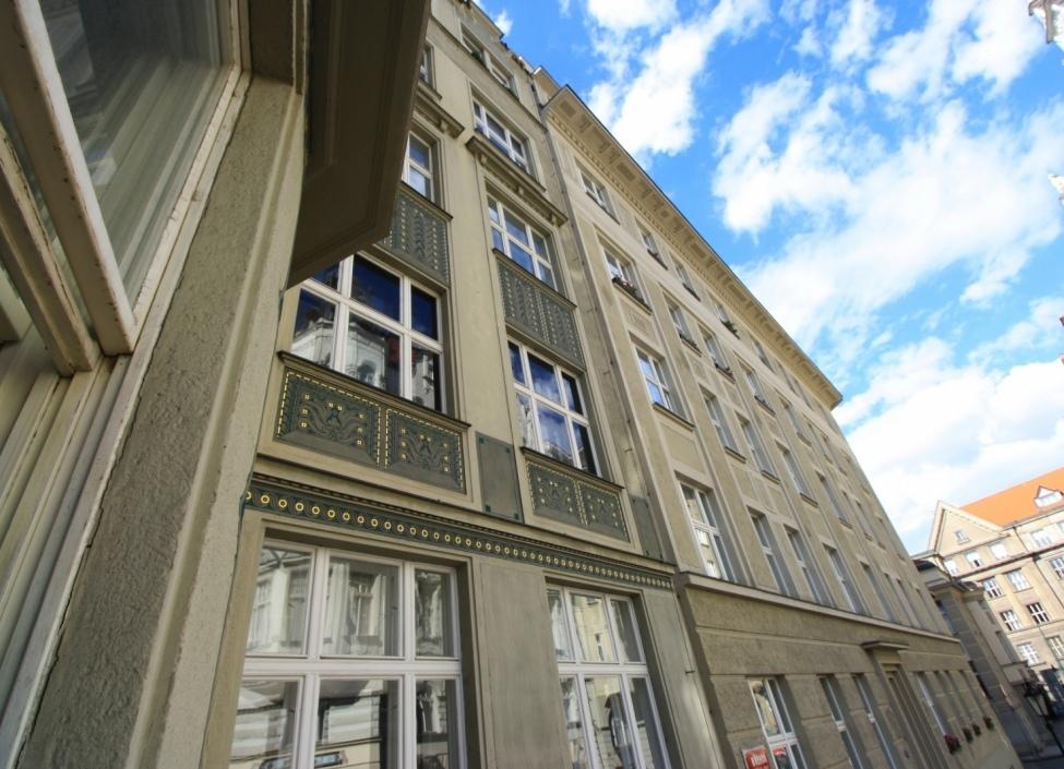 Byt Pařížská Praha 121m 1