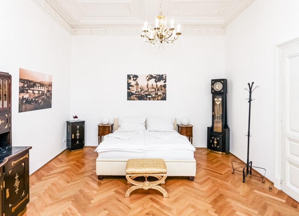 Luxury apartment for sale - Mala Strana - Prague 1 - 122m 1