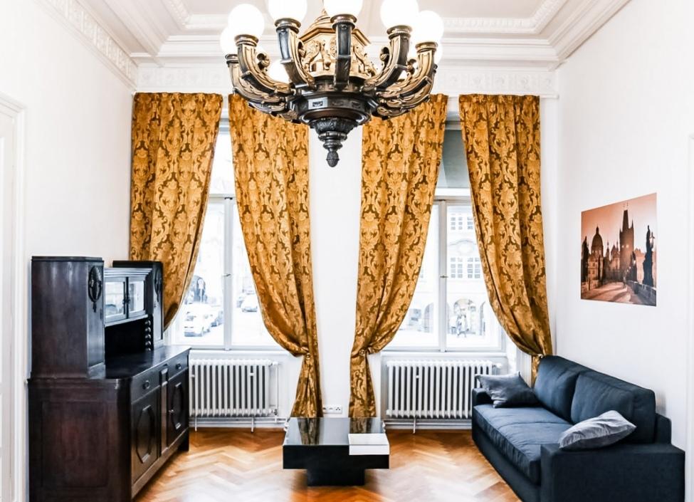 Luxury apartment for sale - Mala Strana - Prague 1 - 122m 0