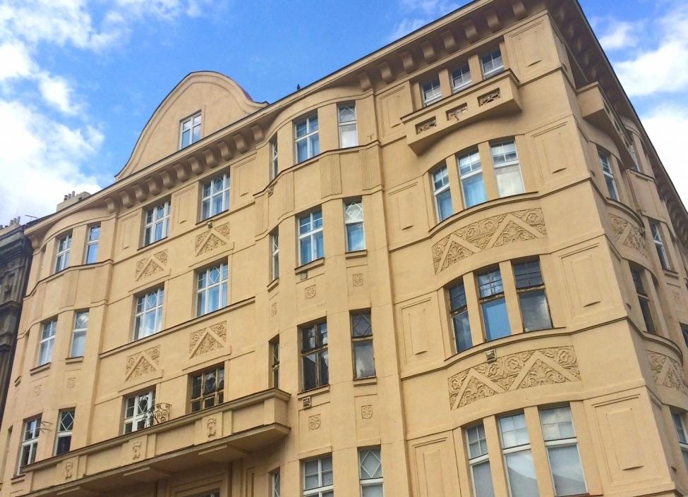 Byt Wuchterlovo náměstí Dejvice 1