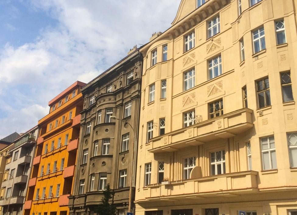 Luxury apartment near Water cascades Prague 6 0