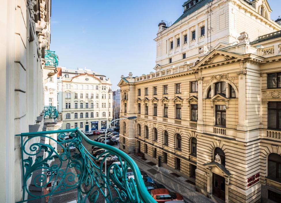 Luxusní byt na pronájem - Praha 2 - Vinohrady - 118m 1