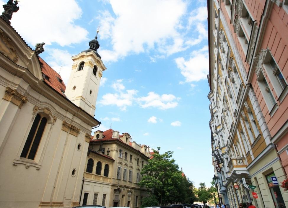 Vila Praha 1 - 350m 0