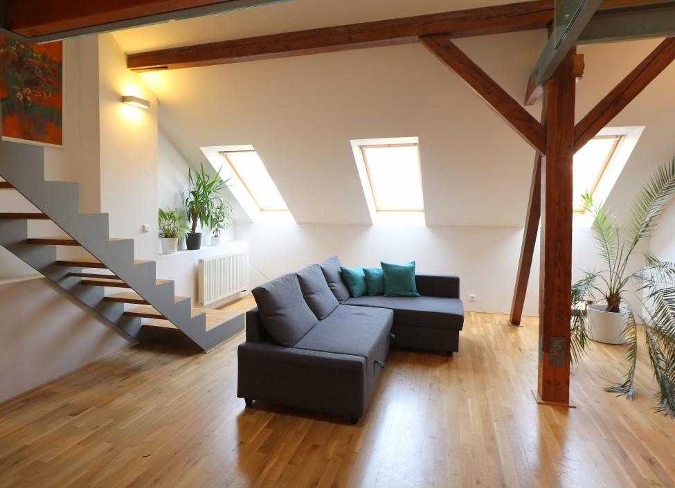 Mezonetový byt s terasou 117m 1