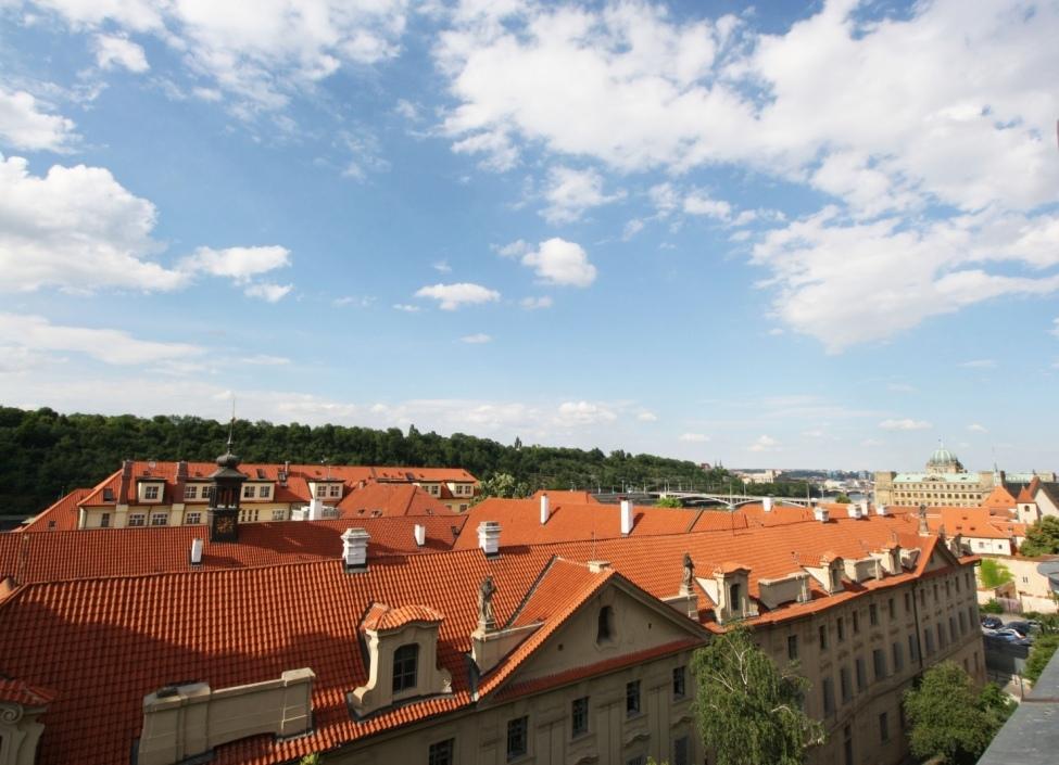 Luxusní byt Praha 1 - 216m 0