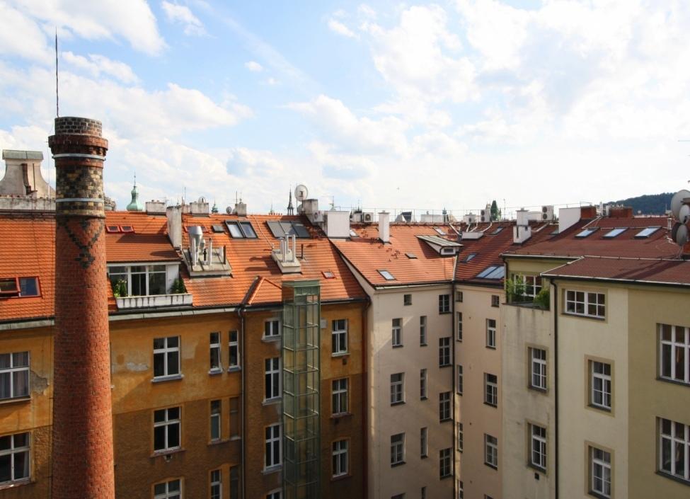 Luxusní byt Staré Město 90m 1