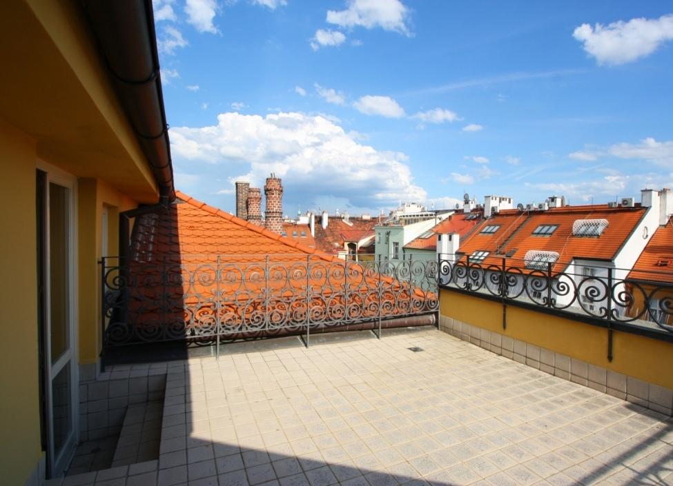 Mezonetový byt Staré Město 173m 1