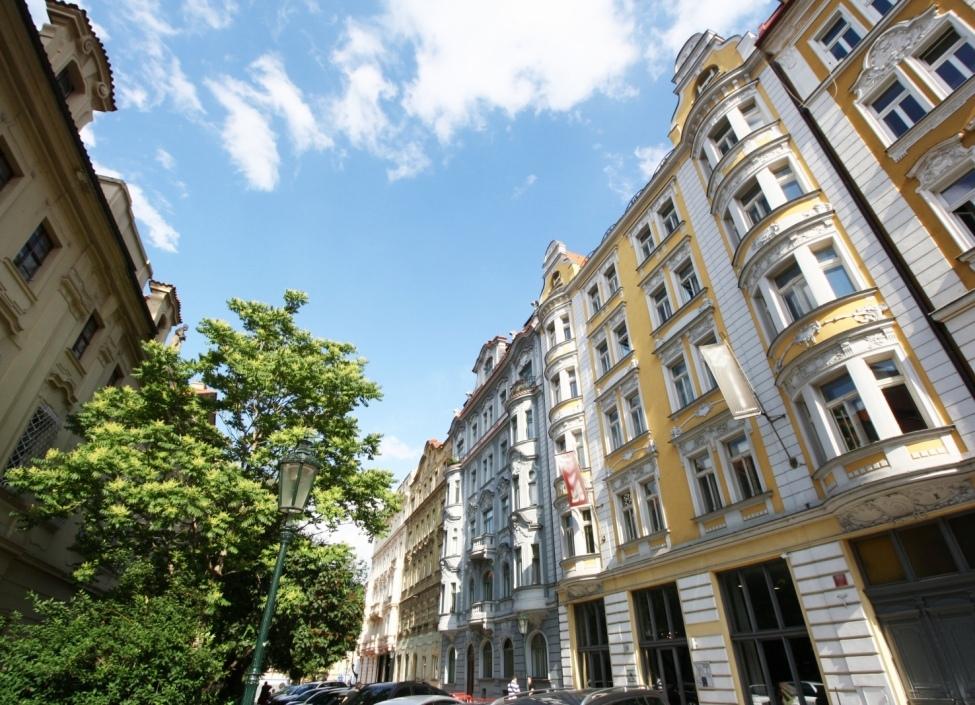 Luxusní byt Praha 1 - 185m 0