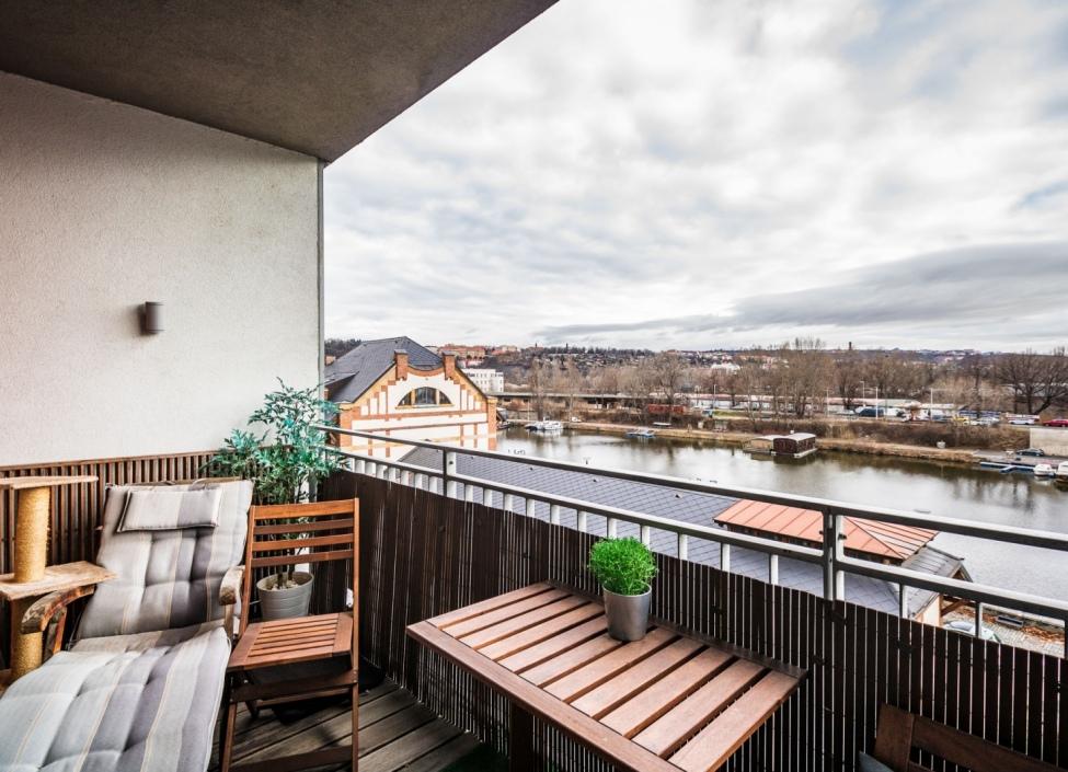 Prodej bytu s terasou Holešovice Praha 7-103m 0