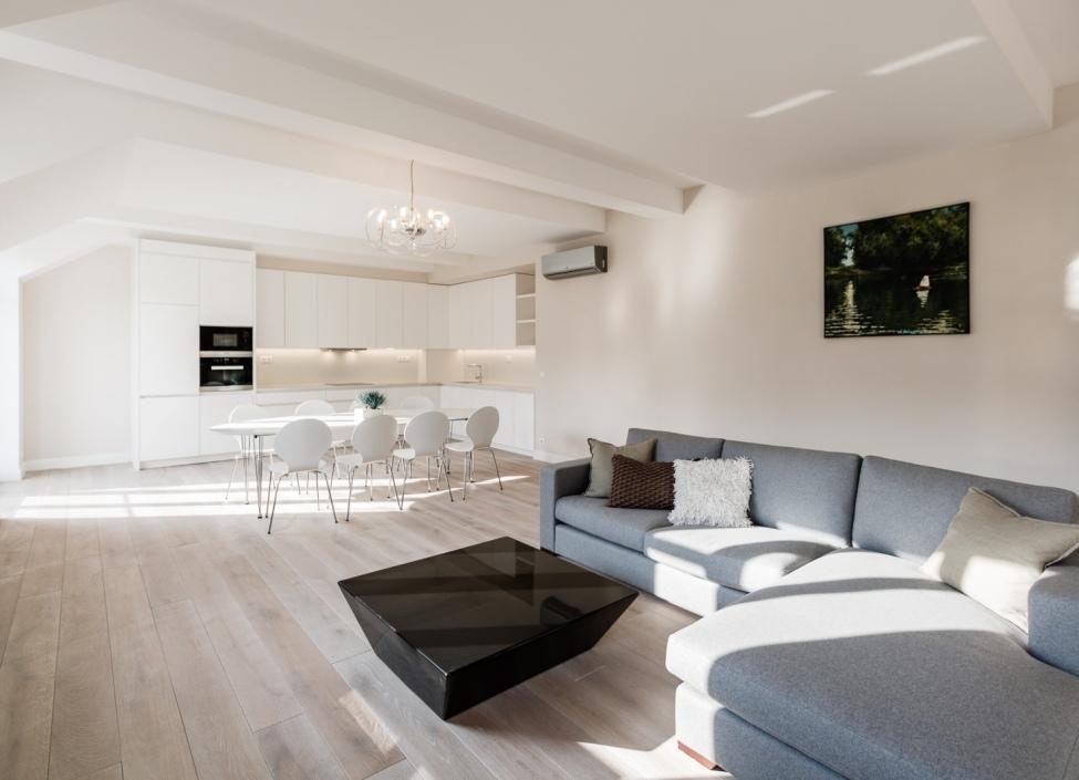 Luxury apartment Smetanovo nábřeží 191m 0