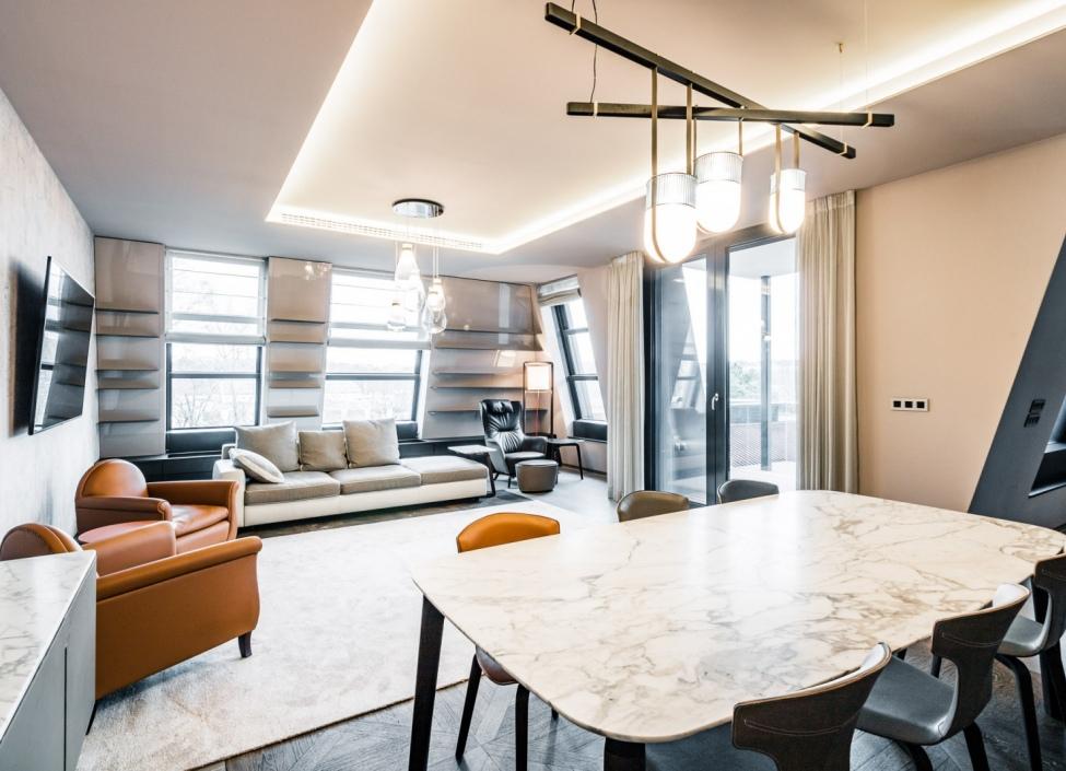 Luxusní byt na prodej Troja 94m 1