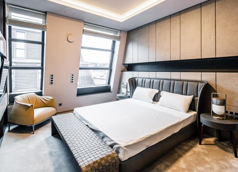 Luxusní byt s terasou Troja 152m 1
