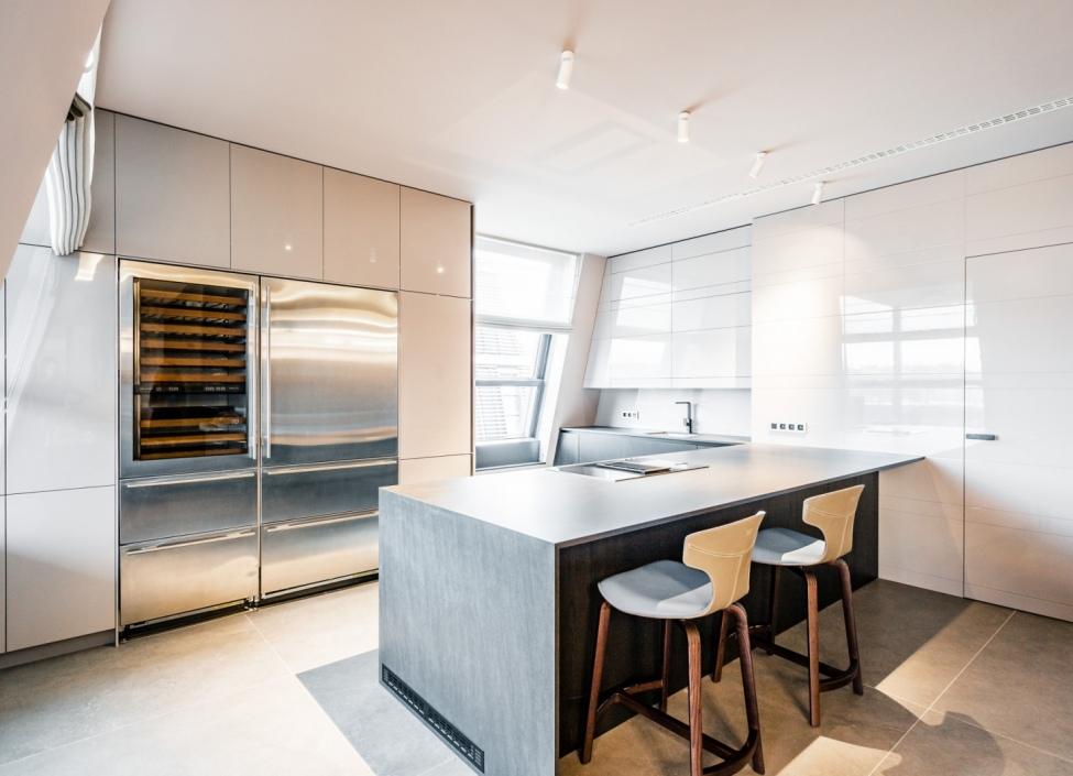 Luxury apartment Troja 176m 0