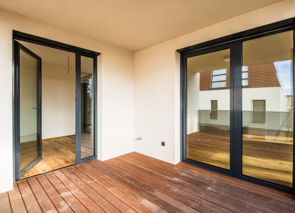 Luxusní byt s terasou Troja 145m 1