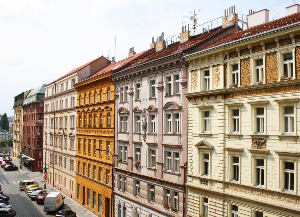 Luxusní byt u Vyšehradu 61m 1