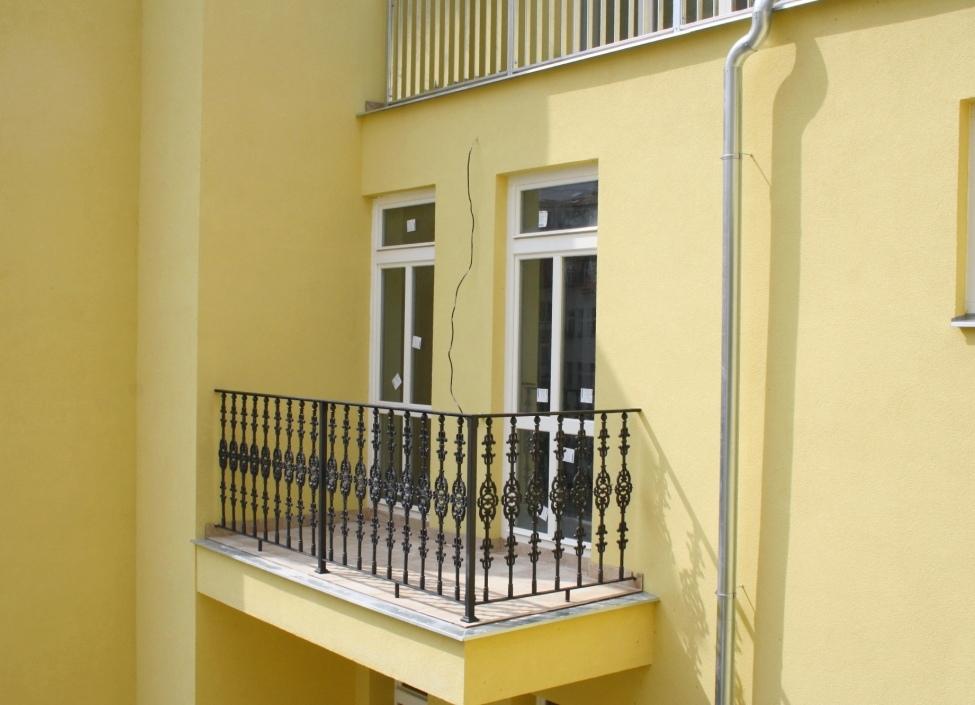 Luxusní byt Nové Město - Trojická 80m 1