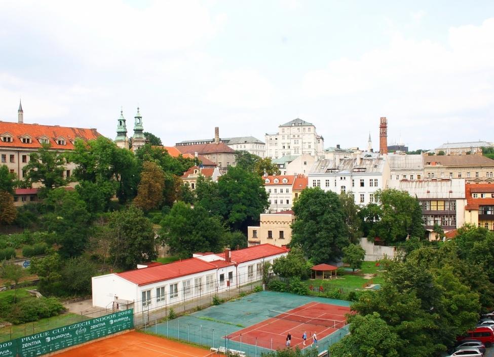 Luxusní byt v centru Prahy 63m 1