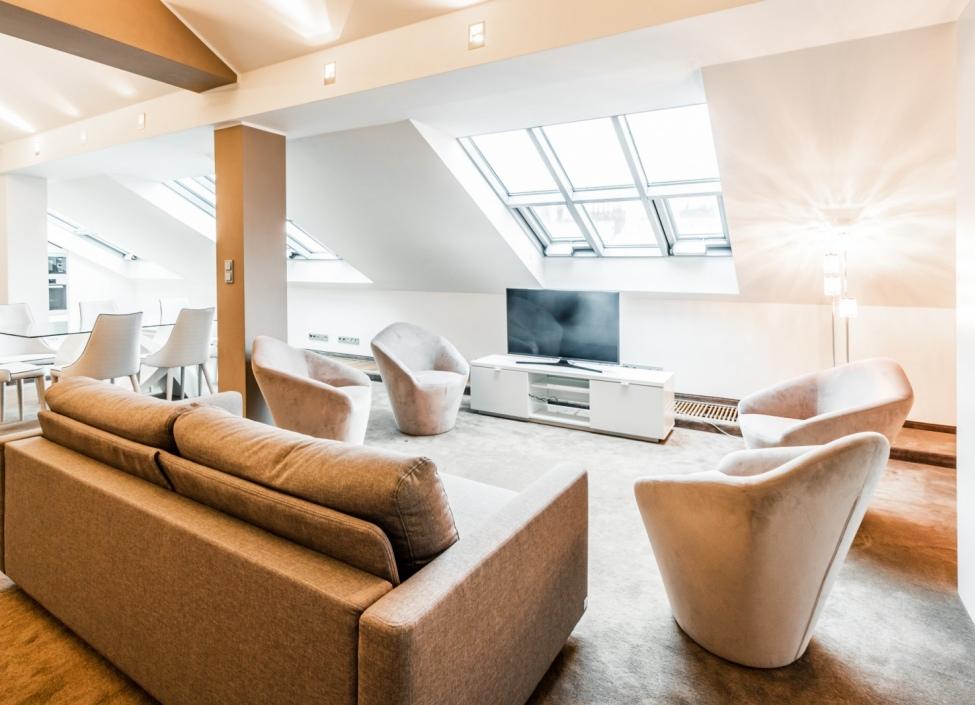 Luxusní byt na prodej Malá Strana - 199m 0