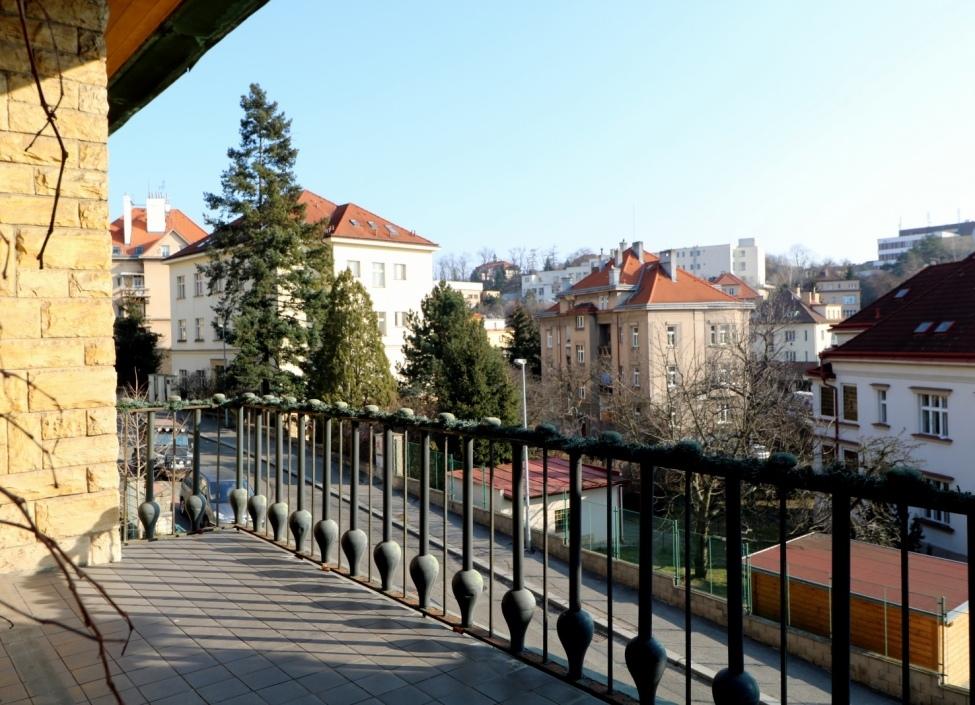Byt se zahradou na prodej na Praze 8 - 155m 0