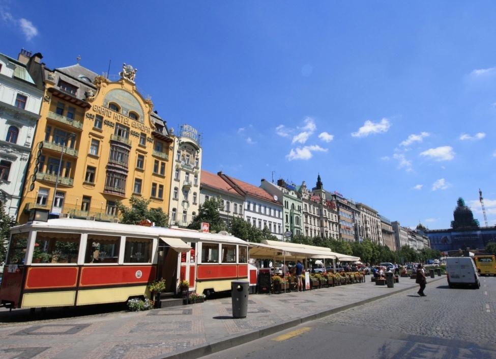 Pronájem kanceláře Praha 1 - 77m 1