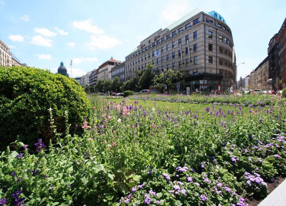 Luxusní byt Praha 1 - 35m 0
