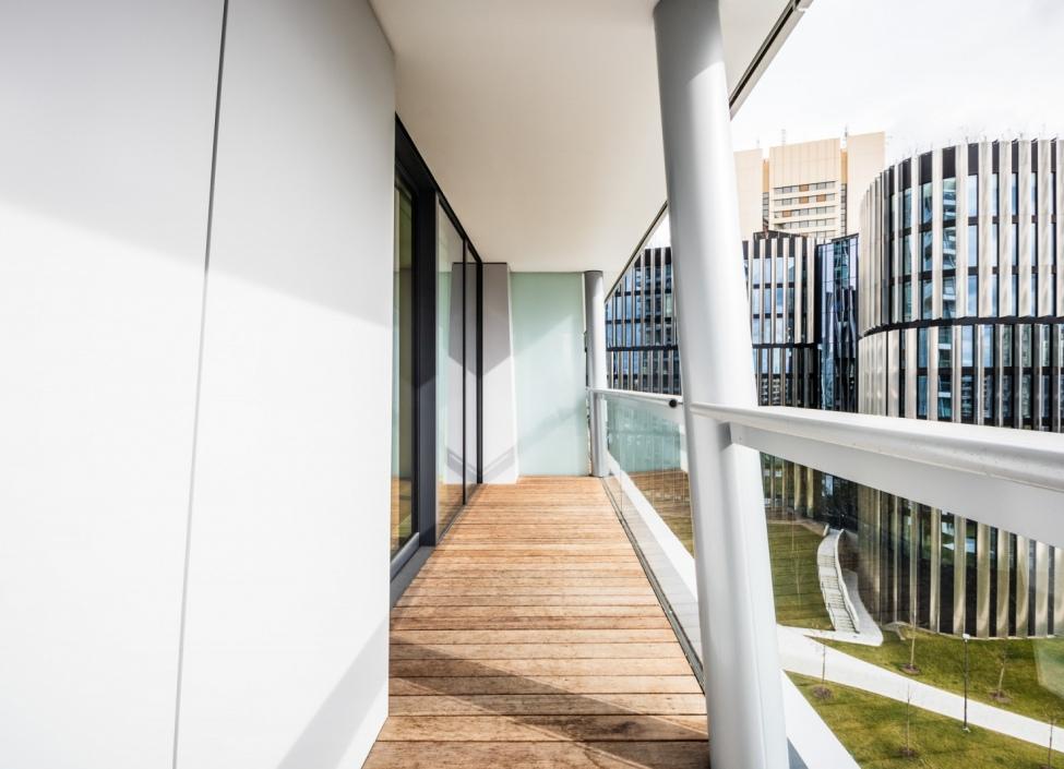 Prodej luxusního bytu s terasou - Praha 4 - 55m 0