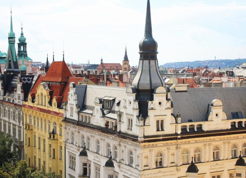 Luxusní byt k prodeji Josefov Praha 1 0
