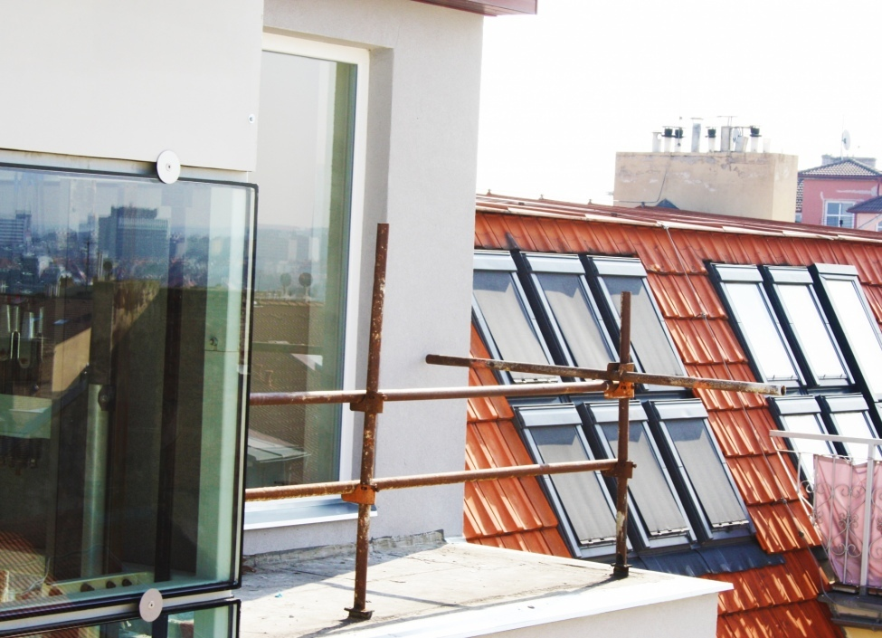 Luxusní byt s terasou Praha 2 1