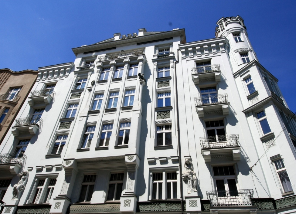 Commercial spaces for sale Prague 129m 0