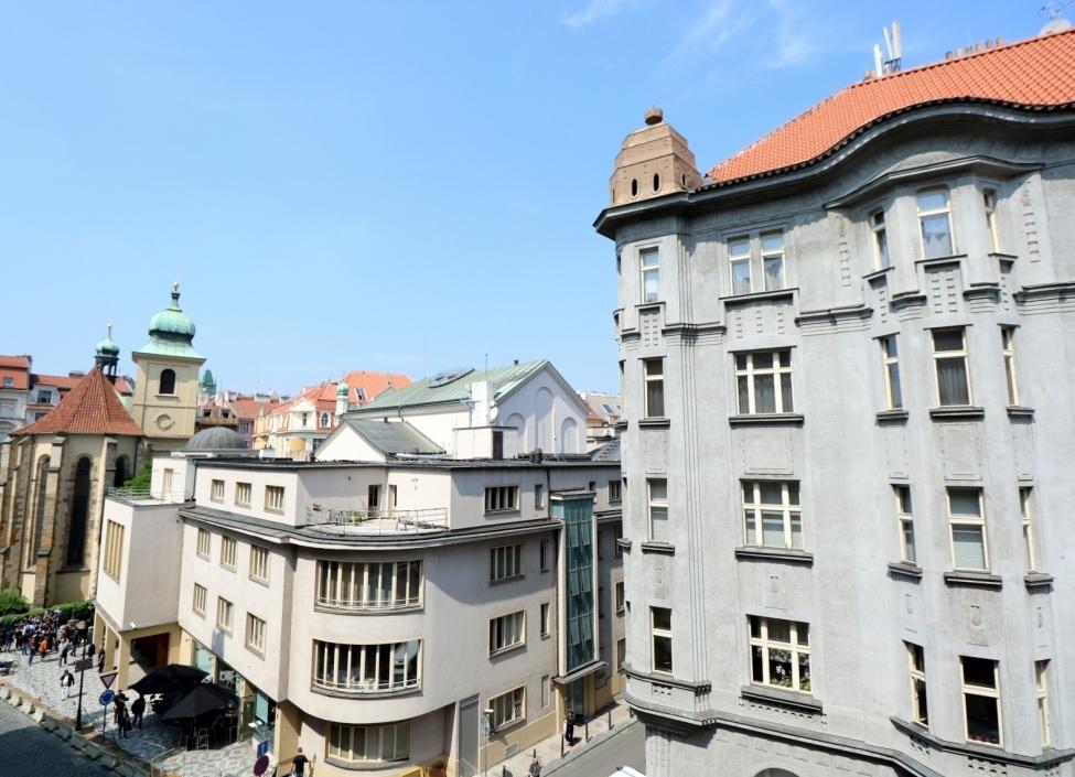 Luxusní byt Staré Město 123m 0