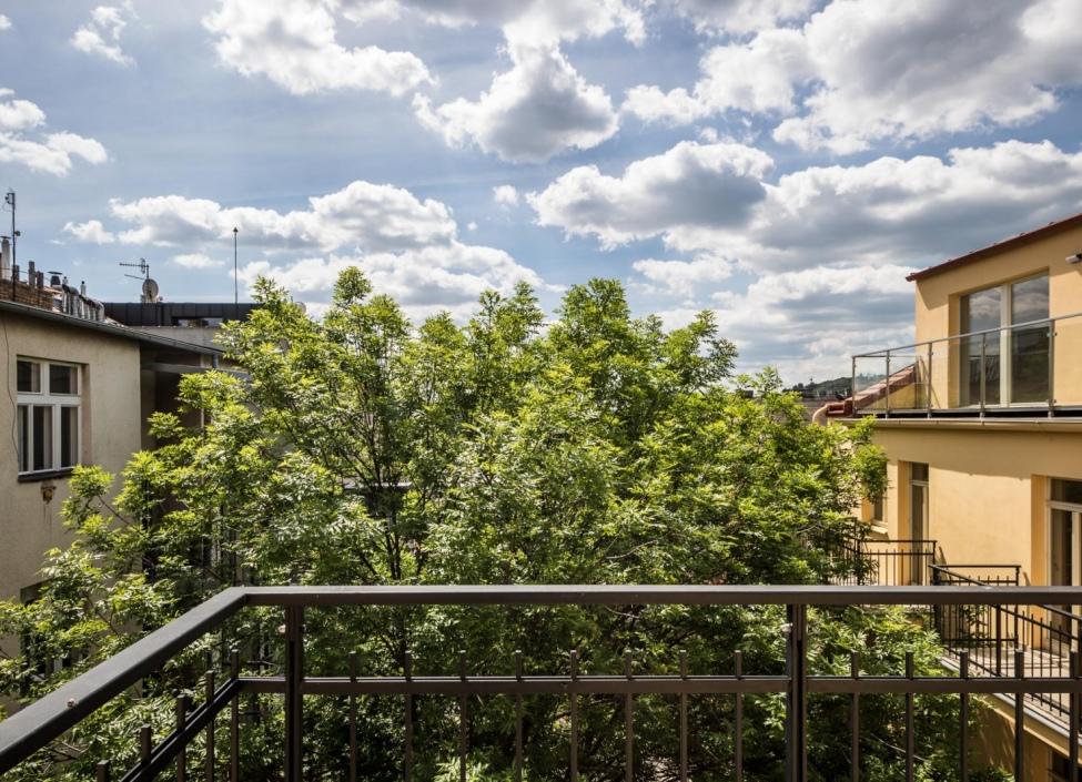 Luxusní byt na pronájem - Praha 5 - Smíchov - 86m 0