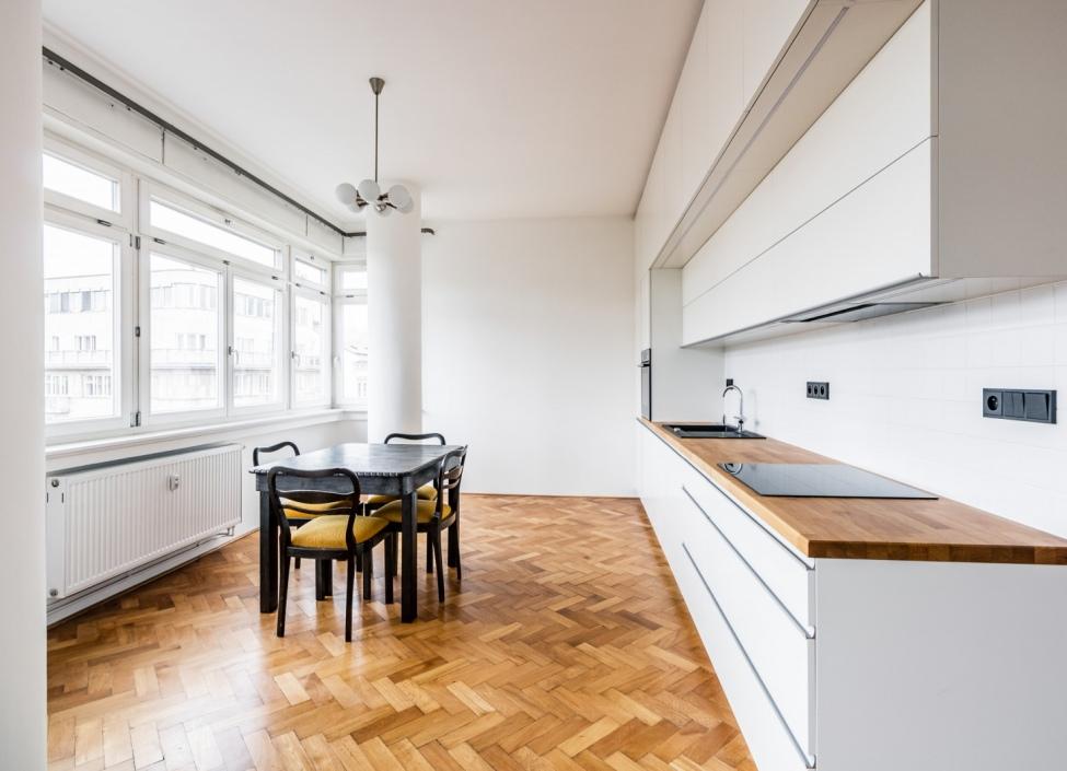Pronájem bytu Praha 1 - Nové Město - 112m 1