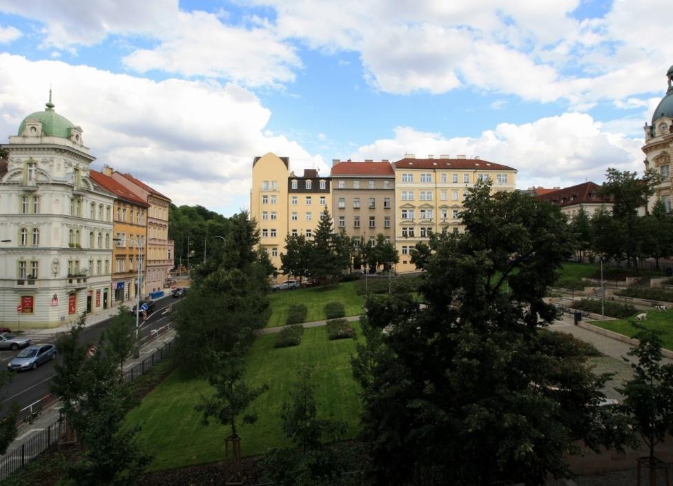 Byt k pronájmu Praha 3 - 31m 1