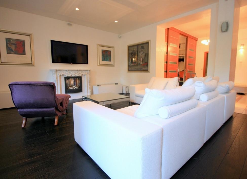 Luxusní byt k pronájmu Praha 1 - 136m 1