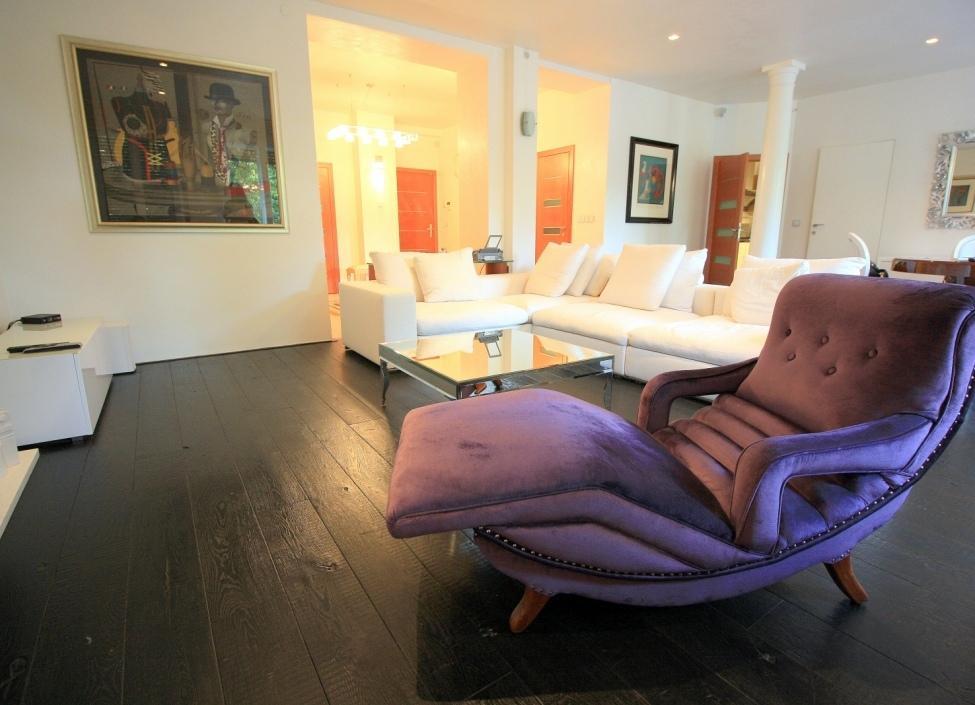 Luxusní byt k pronájmu Praha 1 - 136m 0
