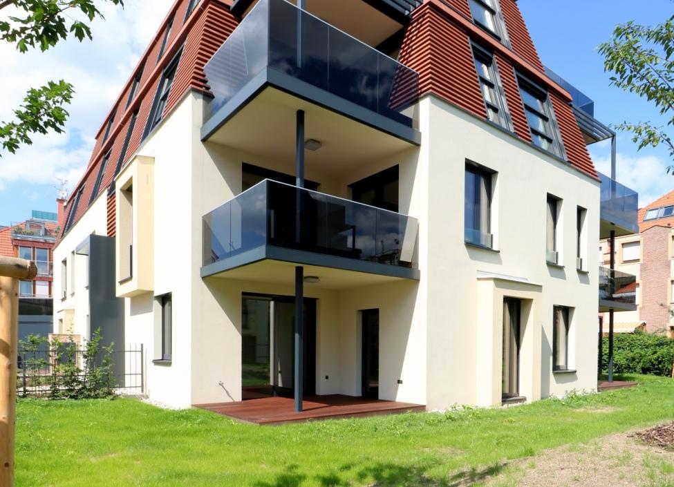 Luxusní byt na prodej - Praha 7 - Troja - 116m 0