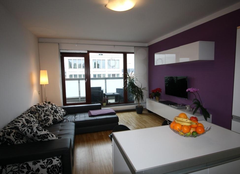 Luxusní byt v Karlíně 0