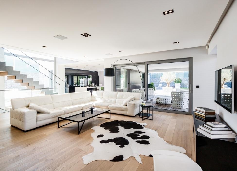 Luxusní vila na prodej Praha 6 1