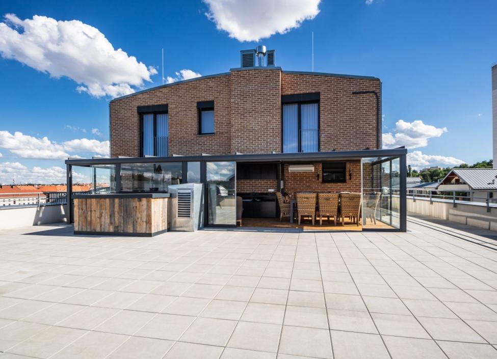 Luxusní kancelář na prodej - Praha 6 - 426 1
