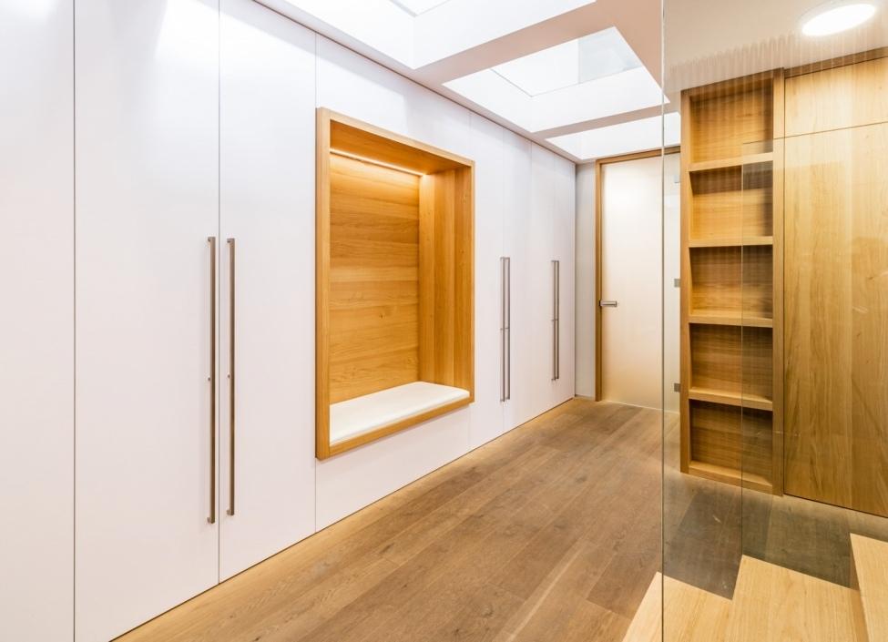 Luxusní kancelář na pronájem se střešní terasou, Praha 1 - 201 m2 1