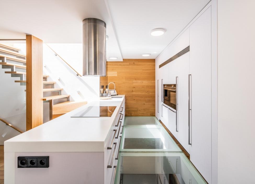 Luxusní byt na pronájem Staré Město - 201m 1